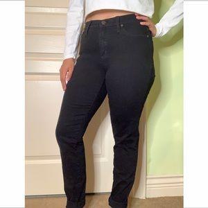 Black yoga jeans